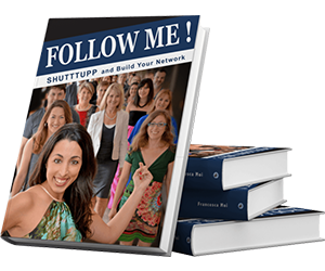 Follow Me Book by Francesca Moi